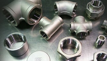 Nickel 200 Forged Fittings